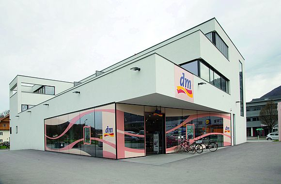 dm is one of the largest drug store retailers in Europe, No. 1 in Germany.