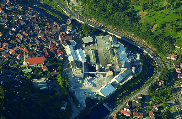 The German mill in Gernsbach